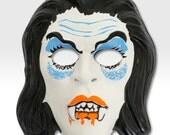 RESERVED - Collegeville Female Vampire Mask