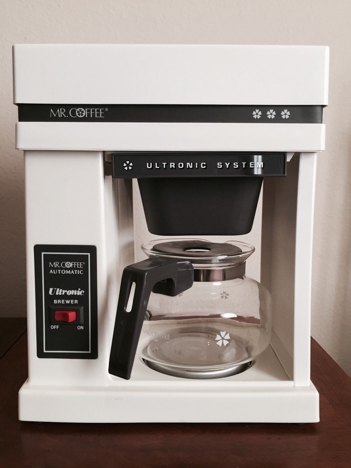 1970 S Mr Coffee Ultronic Coffee Maker