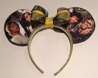 Star Wars A New Hope Inspired Mouse Ears