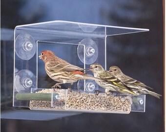 Bird-Safe® Classic Window Feeder