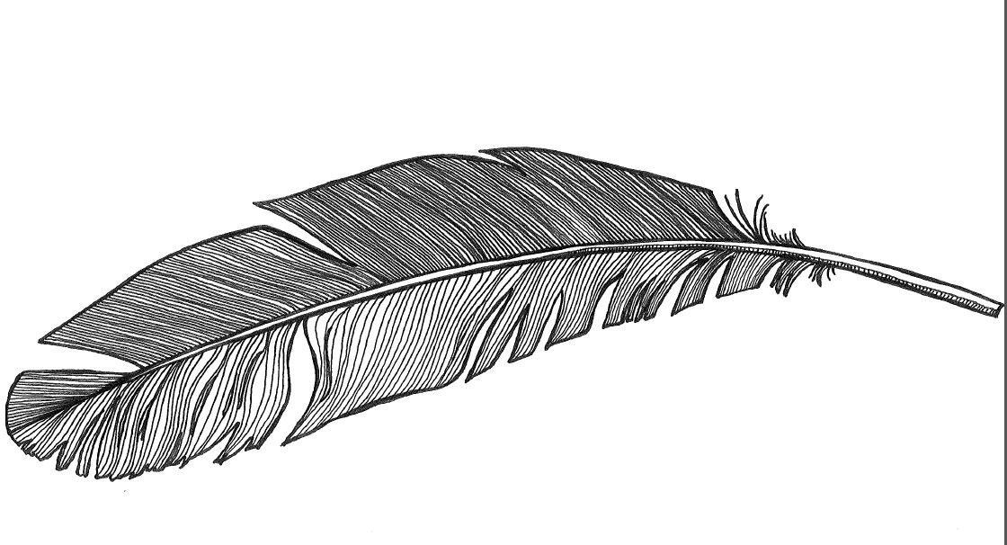 pillow featherbed coloring pages - photo#41