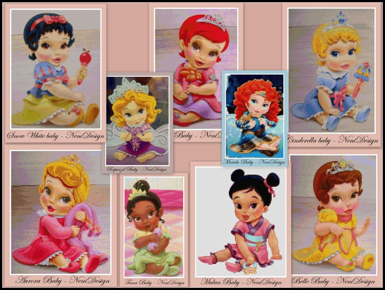 [48+] Disney Baby Wallpaper on WallpaperSafari  |Baby Disney Princess