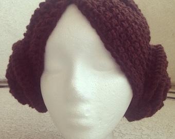 Adult Sizes- Princess Leia Hat