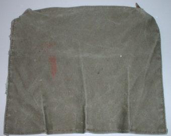 Talon brass closed-end zipper 11 X 1-1/2 inch for pockets, circa 1940s-1950s