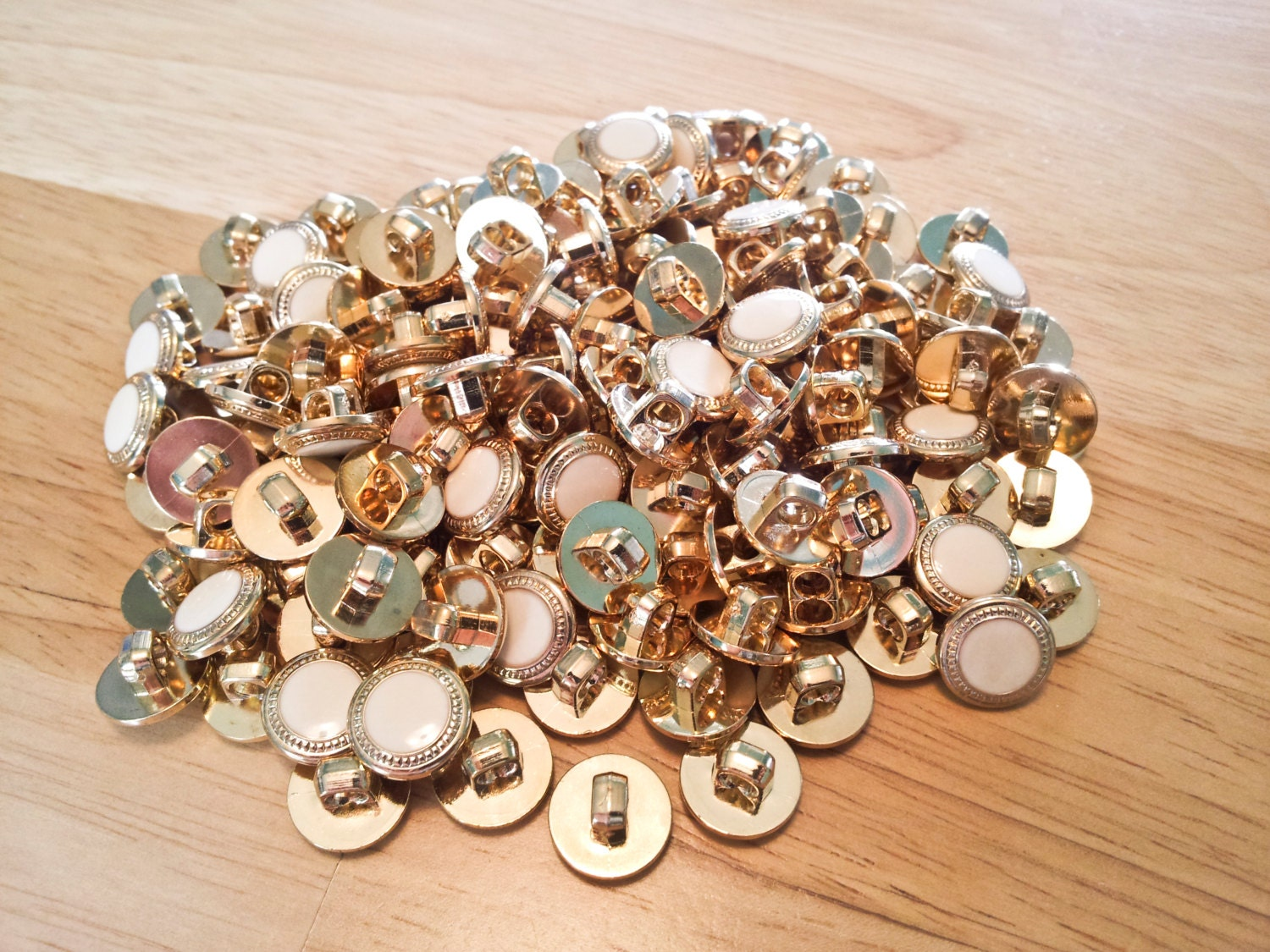 Bulk buttons for crafts -  8 50