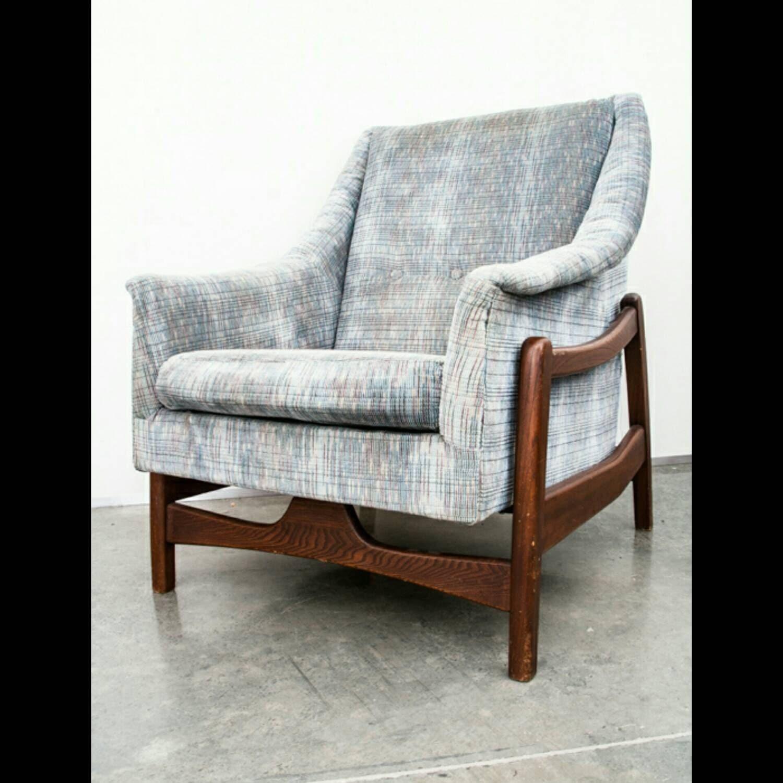 Mid Century Modern Lounge Chair – Baumritter Furniture