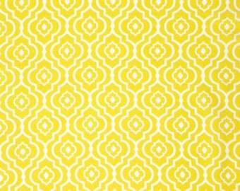 Sundara Oasis Meena Yellow - 1/2yd