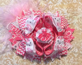Ballet twisted boutique bow