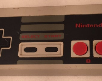 Nintendo NES Controller Shell, No electronics inside. Just the controller shell and buttons