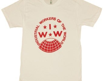 Industrial Workers of the World Seal T-shirt