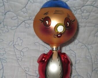 Dr. Seuss Thing Christmas Ornament