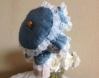 "Girl's Vintage Hat--""Mavis"""