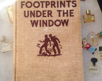 The Hardy Boys Mystery Storied Footprints Under The Window 1933