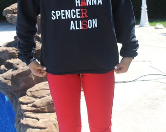 Pretty Little Liars Classic Sweatshirt