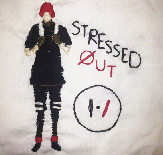 stressed out фото