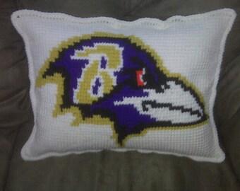 Baltimore Ravens Pillow