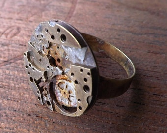 Watch Parts Ring