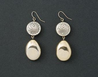 Vintage Southwestern Earrings  Reduced from 11.99!