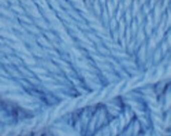 Baby wool. Dolly Mix DK Wool - Cornflower
