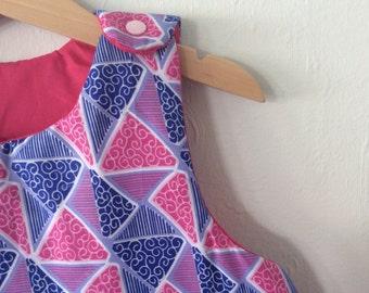 Baby blue & pink ! Gigoteuse rose et bleu mais que pour les filles