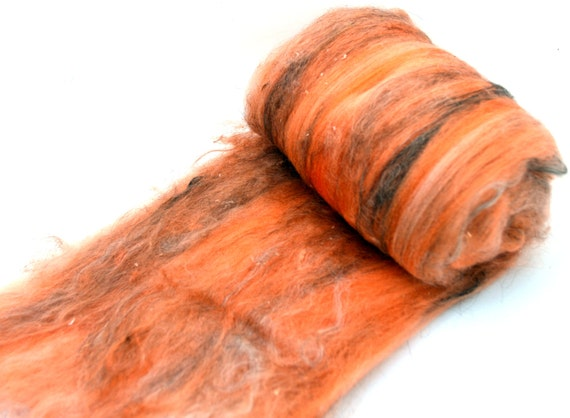 Cashgora merino spinning batt felting batt cashgora fiber for Fiber batt