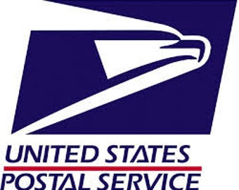 USPS First Class Shipping
