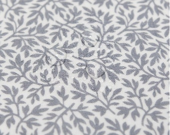 Laminated Cotton Fabric Gray By The Yard