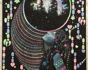 Psychedelic Hula Hoop Art