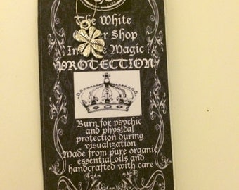 The White Clover Shop's Protection Incense