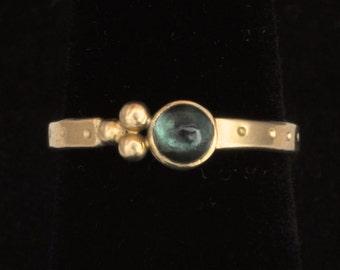 Tourmaline Little Ring