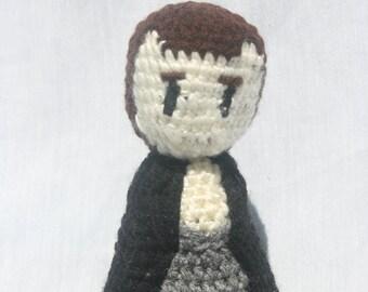 Crochet Doctor Who: Nine