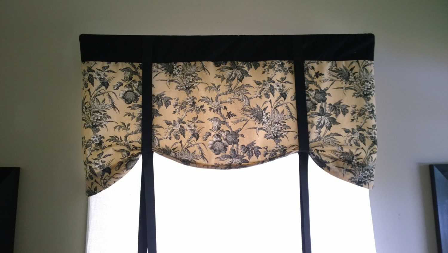 Amazon.com: United Curtain Savannah Tie Up Shade, 40 by 63-Inch ...