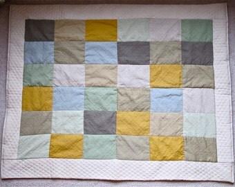 Window Pane Quilt