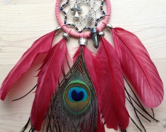 Enchanted forest - with aura quartz