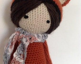 Fibi the Fox Lalylala doll
