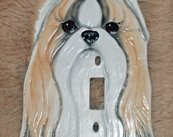 Ceramic Light Switch Covers Etsy