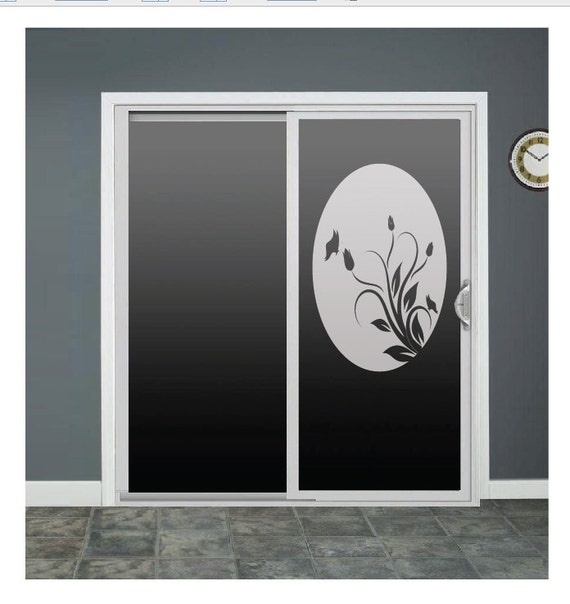 Butterfly Glass Door Decals Sliding Door Decal Door Stickers