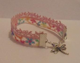 Rainbow Lace Bracelet