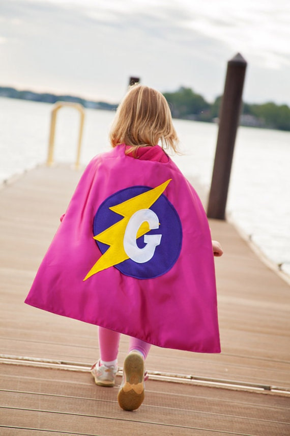 kids superhero apron