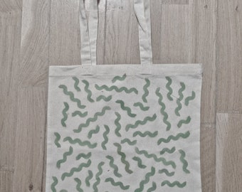Undulation Tote Bag