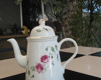 Elegant Vintage Arthur Wood English Tea Pot