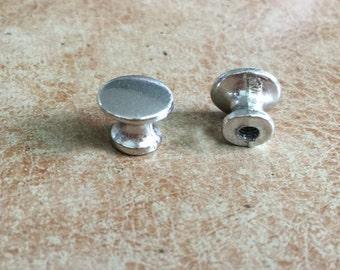 4pcs diamond head knobs acrylic plastics small by for Crystal bureau knobs