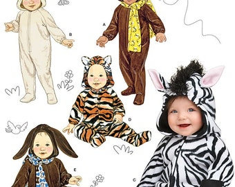 Simplicity Pattern 1767 Babies' Costume
