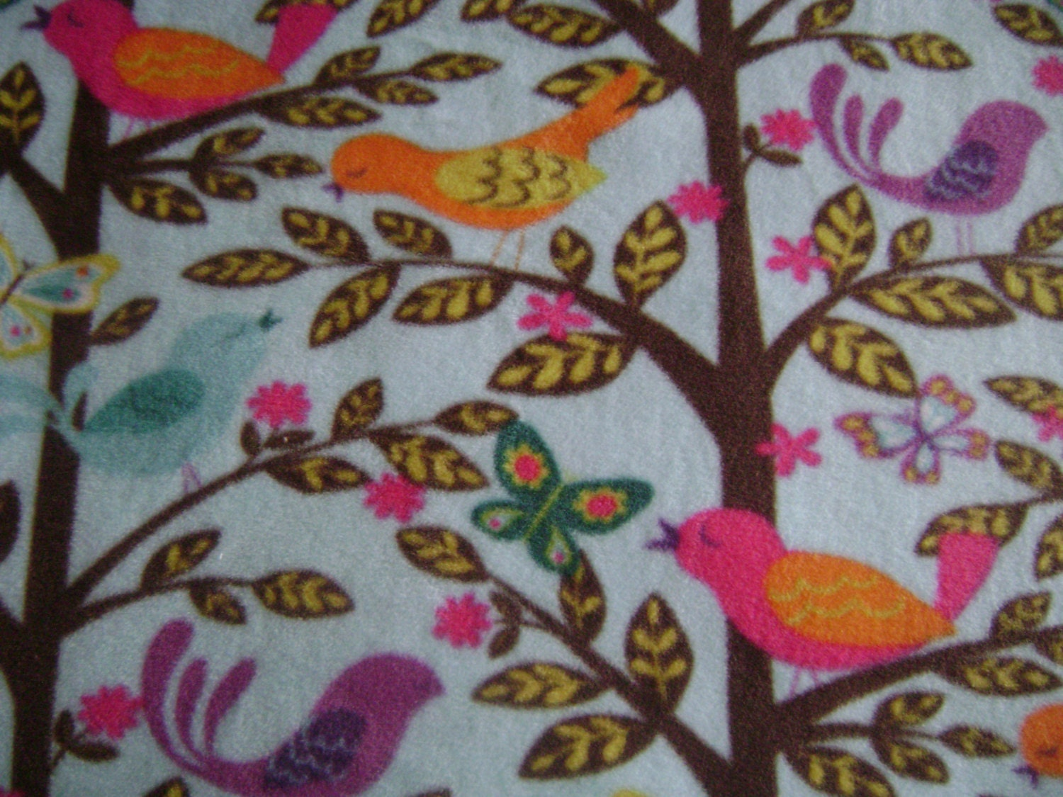 turtledoves antipill fleece fabric by the yard. Black Bedroom Furniture Sets. Home Design Ideas