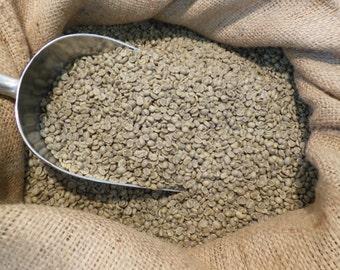 Green Coffee Beans - Costa Rica Las Trojas Superior EP SHG La Eva, Unroasted 3-25lbs
