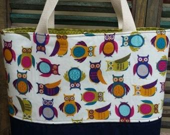 Owl Bag/Purse