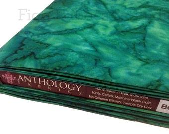 Anthology Fabrics BE COLOURFUL Batik in Dragonfly (BC21)