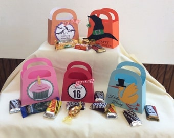 Handmade Goodie Bags: Goodie bags for parties and Halloween