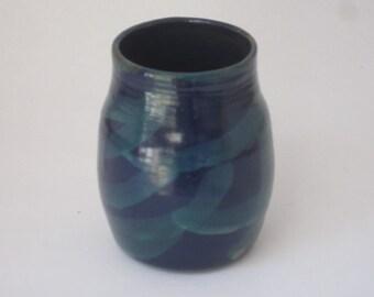 Small Stoneware Tea Cup