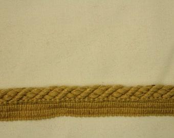 gold Braided Cording  Decorative Trim 875